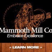 Mammoth Mill & Log Homes Co.