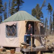 Little John Yurt