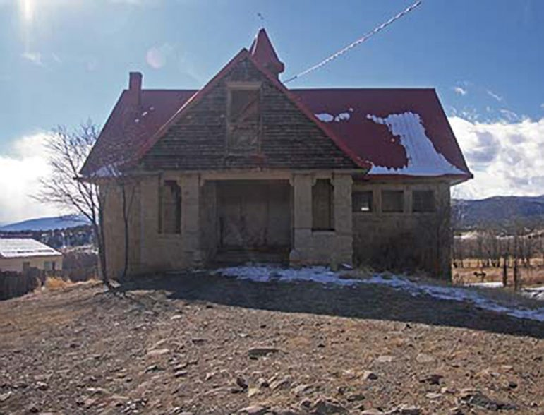 Chase Ranch building (Chronicle file photo)