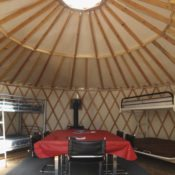 Long John Yurt