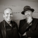 Watch Dave Alvin and Phil Alvin Play Big Bill Broonzy's Guitar