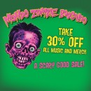 Mondo Zombie Boogaloo Spotlight Sale