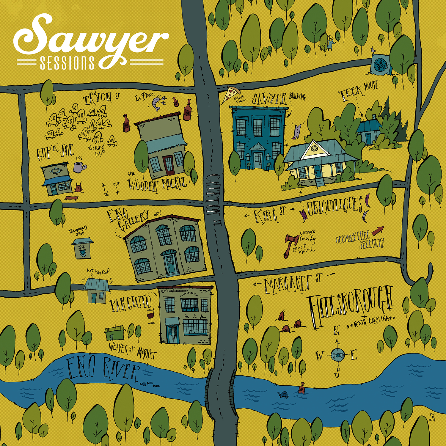 SawyerSession_Season1_COVER