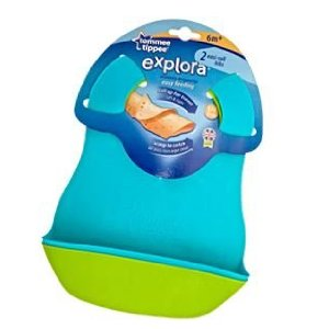 Tommee Tippee Easi-Roll Bibs, Review of toddler bibs, toddler bibs