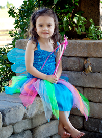 Enchanted Kidz, Tutu dress, dress with wings, princess dress, last-minute Halloween Costumes
