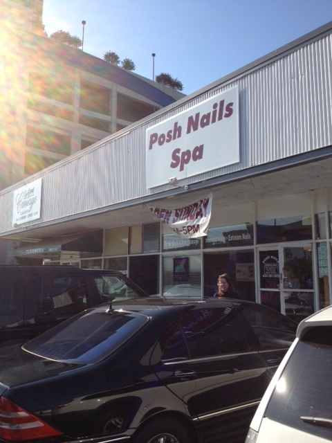 Posh Nails Spa, Buckhead Nail Salon, Groupon refund, Posh Nails review, how to get a refund from Groupon
