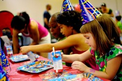 HippoHopp birthday parties, HippoHopp, Kids Birthday parties in Atlanta, Children's birthday parties in Atlanta, Atlanta indoor playground