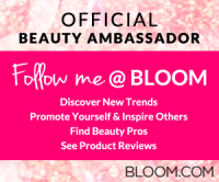 Bloom beauty, Bloom Badge, @Bloomdotcom, Bloom promo code, Bloom free shipping, Bloom reviews