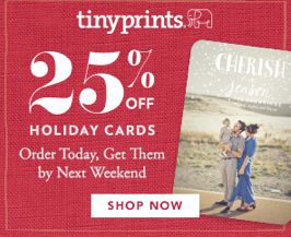 Tiny Prints Sale, Tiny Prints Holiday Cards, Tiny Prints Promo Codes, Tiny Prints free shipping, Tiny Prints Free