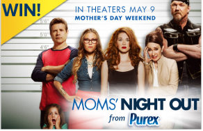 Moms Night Out Giveaway ~ MommyTalkShow.com