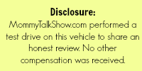 Mommy Talk Show Vehicle Disclosure