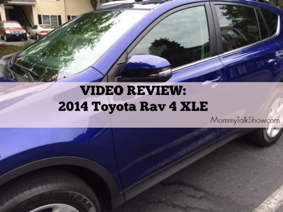Toyota Rav 4 XLE Review