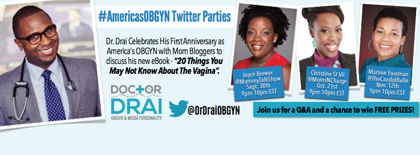 Dr. Drai Twitter Party