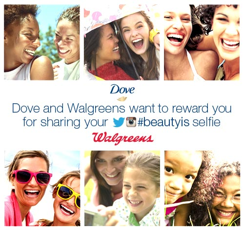 Walgreens and Dove Want You to Share Your Real Beauty with #BeautyIs #ad ~ MommyTalkShow.com