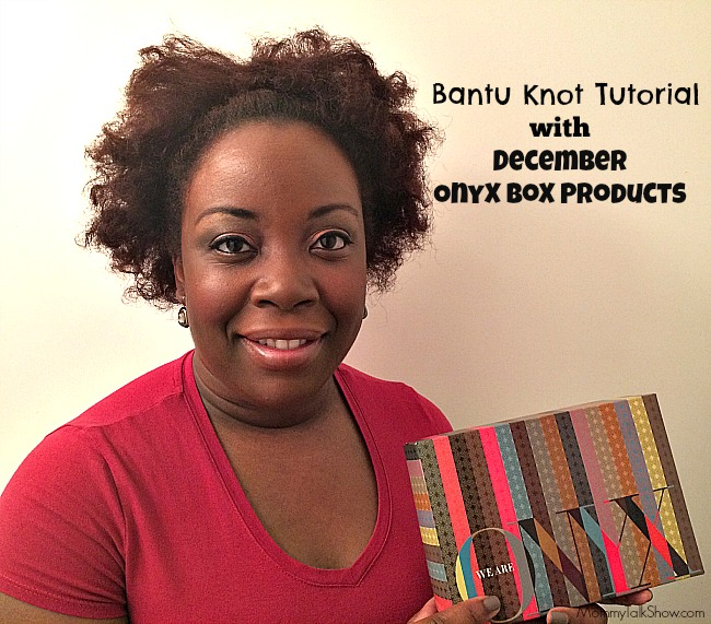 Bantu Knot Tutorial