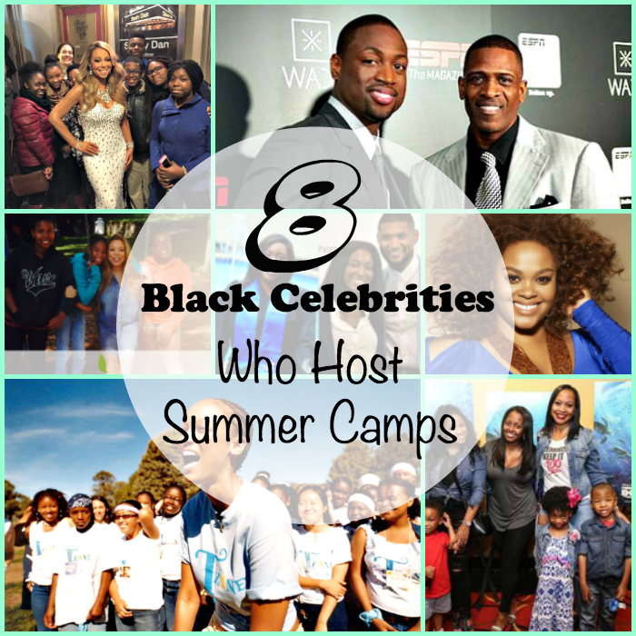 Black Celebrities Host Summer Camps
