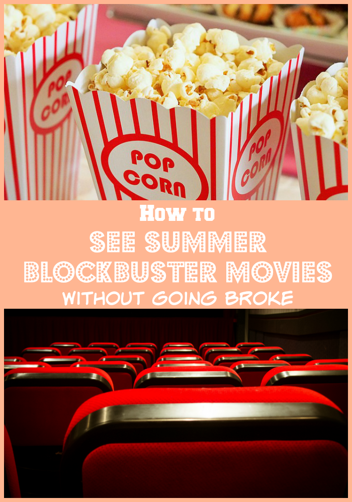 Summer Blockbuster Movies