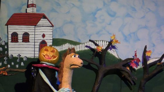 Puppetry Arts Headless Horseman