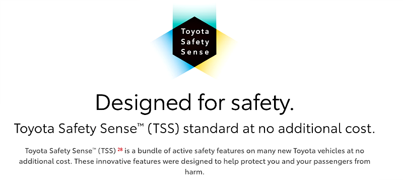 2018 Toyota CHR Safety Sense Features