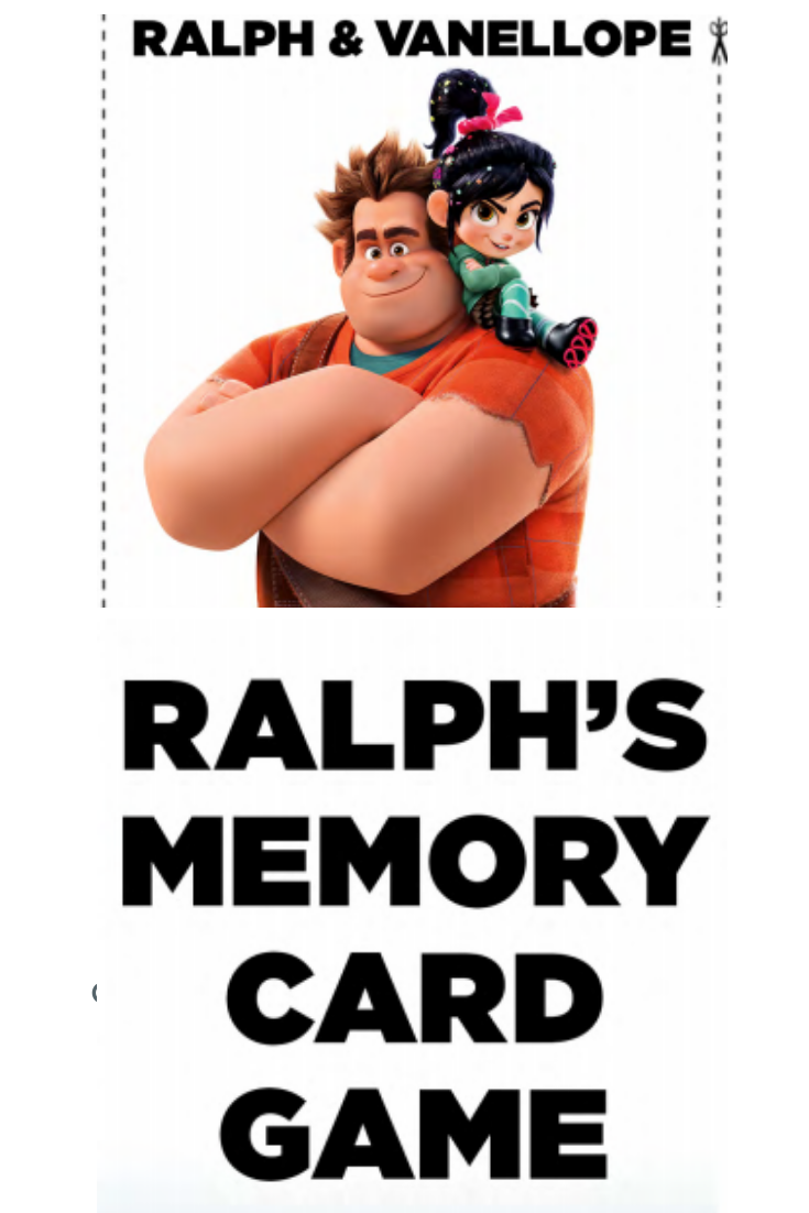 4 Useful Life Lessons from Wreck-It Ralph 2 #RalphBreaksTheInternet + Printable