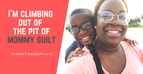 I'm Climbing Out of the Pit of Mommy Guilt after a Crappy 3rd Grade Year