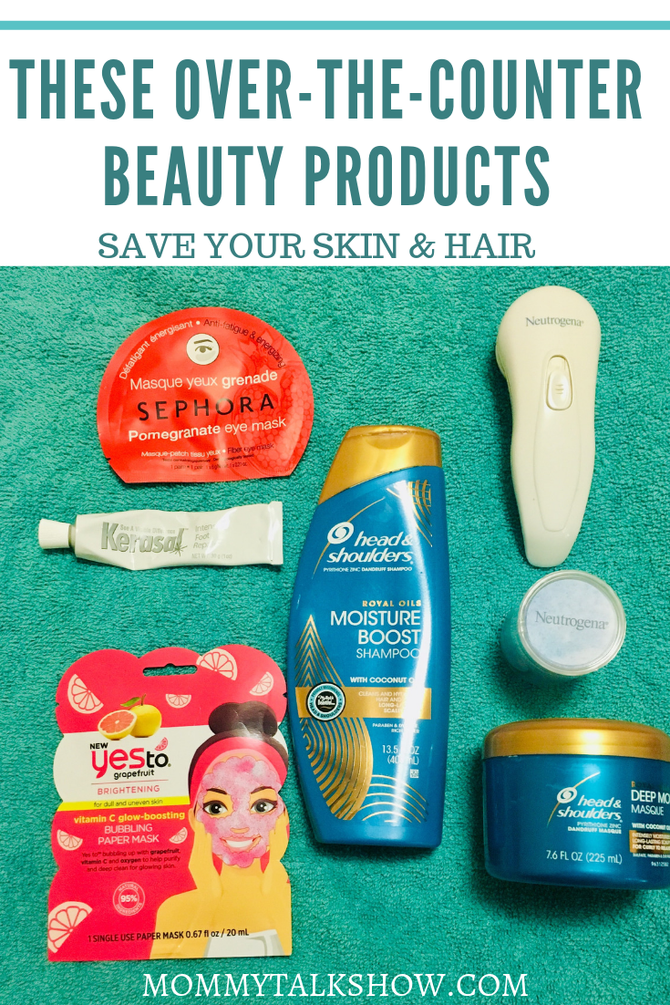 These Over-the-Counter Beauty Products Saved My Sanity This Month