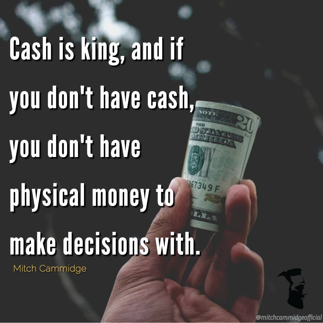 How to build a cashflow system-5 easy steps