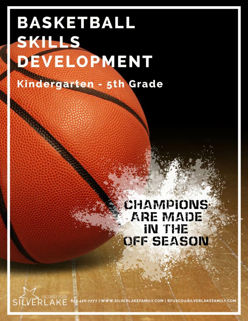Basketball Skills Development Sheet Front 2019