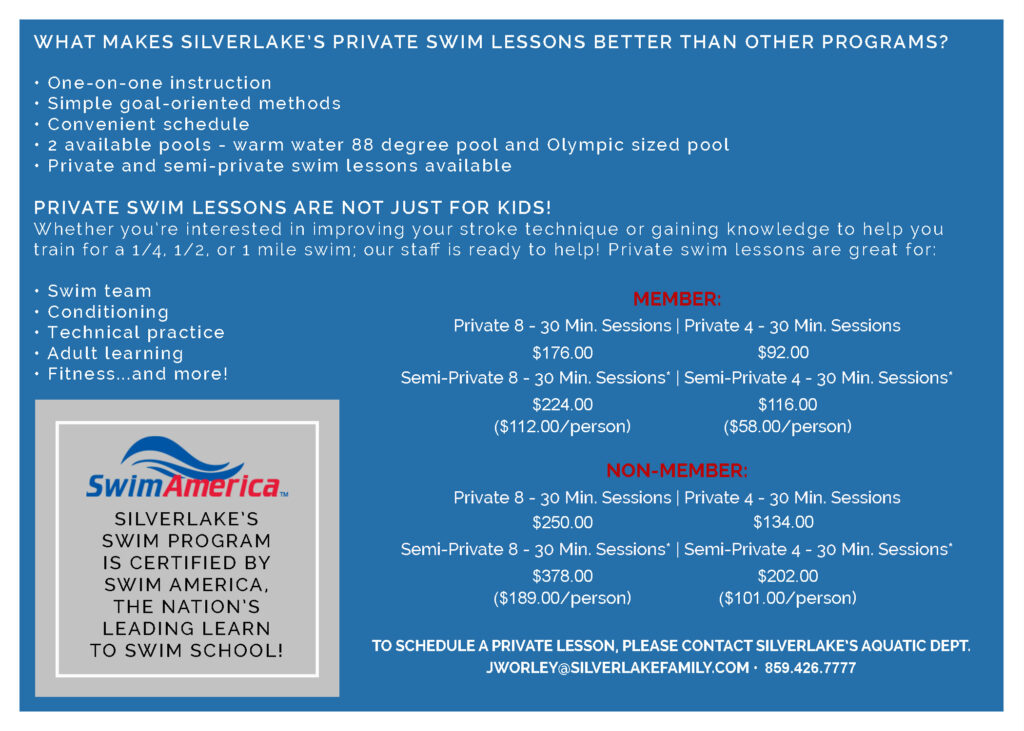 Private Swim Lessons Card Back 0519