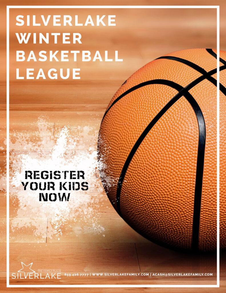 Winter 2019 Basketball League Front