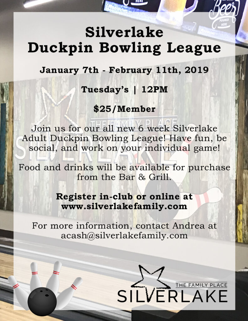 Duckpin Bowling League 2020
