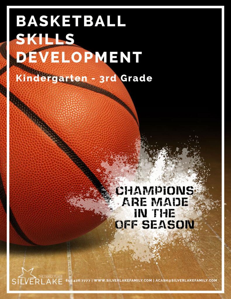 Basketball Skills Development Sheet Front 2020