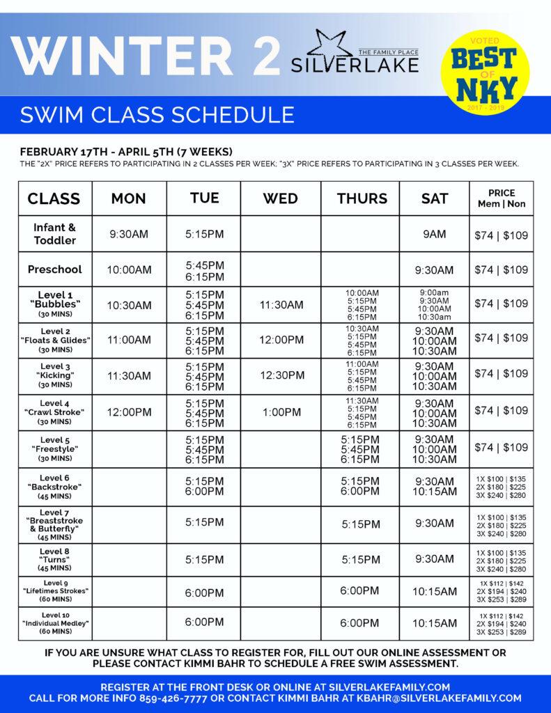 Winter 2 2020 Swim Sheet Front