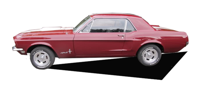 1968 Mustang Maroon for web