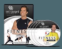 OnTarget Living Fitness DVDs