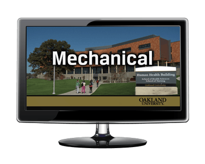 Oakland University – Human Health Building