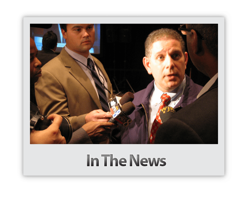 Future Media Corporation Teleprompts Bernero's Big Gamble