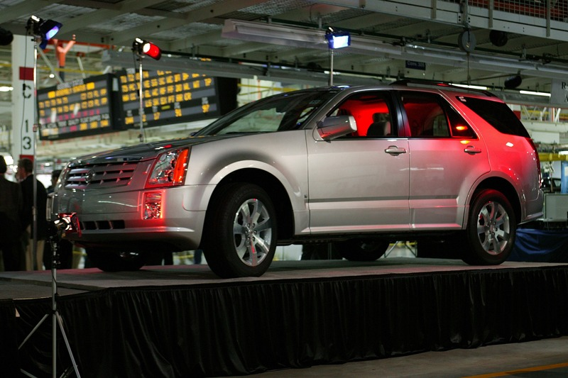 Future Media Corporation provided video and audio services for General Motors' Lansing Grand River Plant's 5th Year Anniversary.