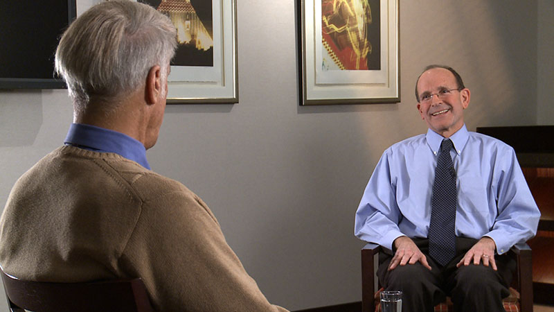 Interview of Paul Hillegonds by Bill Ballenger for the Governor James J. Blanchard Living Library of Michigan Political History, sponsored by the Michigan Political History Society, recorded by Future Media Corporation.