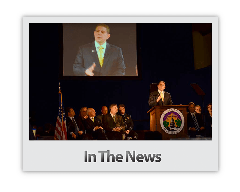 Lansing Mayor Virg Bernero's 2013 State of the City Address Speech