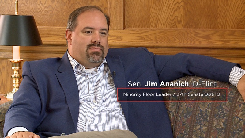 Michigan Association of Retired School Personnel - Sen. Jim Ananich