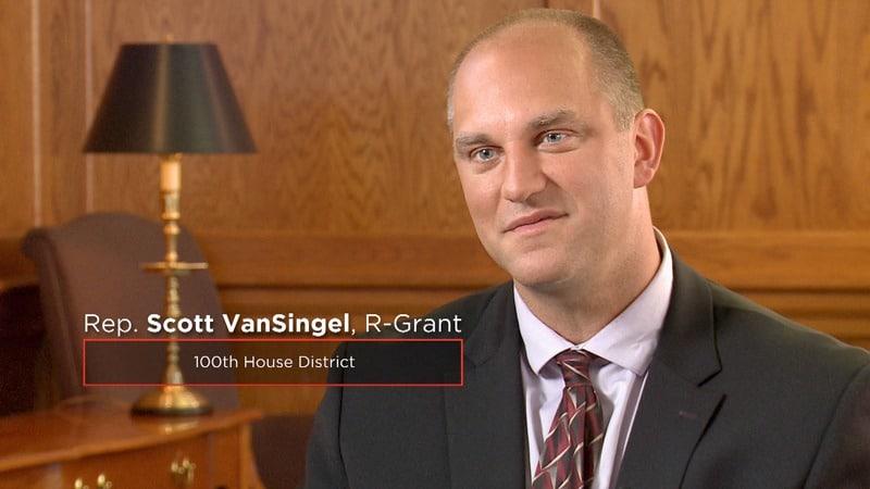 Michigan Association of Retired School Personnel – Pre-Election Legislative Update - Rep. Scott VanSingle