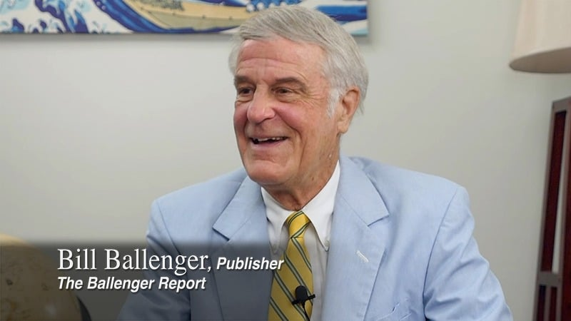 Governor George Romney Oral History - Bill Ballenger
