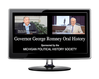 Governor George Romney Oral History