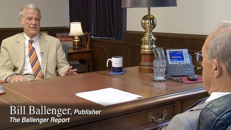 Governor George Romney Oral History - Bill Ballenger