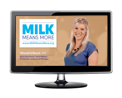 Milk Means More - Basketball Coaches Association of Michigan Conference Video