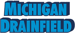 Michigan Drainfield Logo