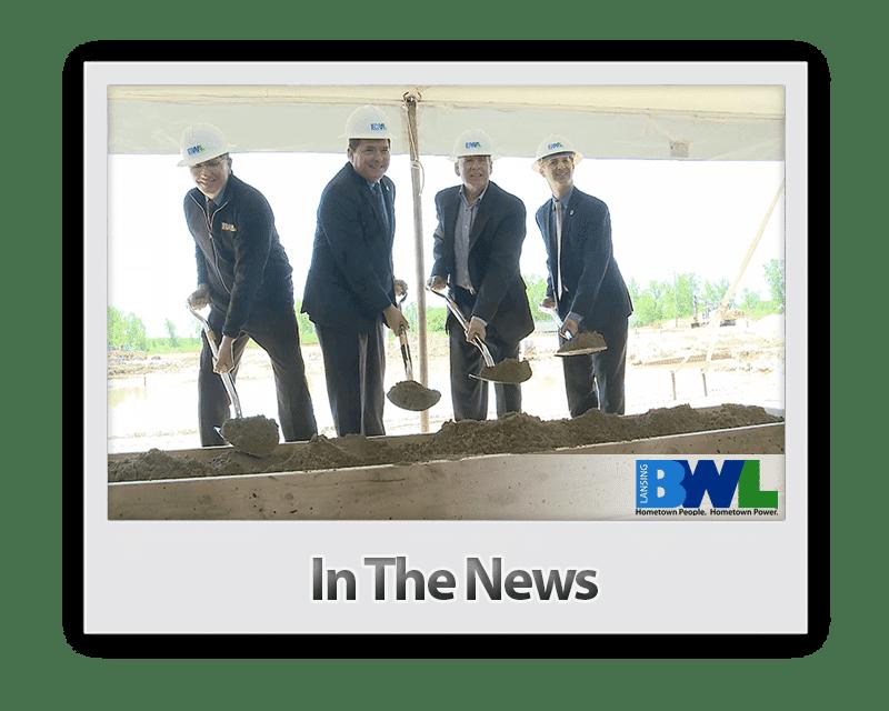 BWL – Delta Energy Park Groundbreaking