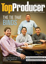 Top Producer Magazine - March 2018 Issue