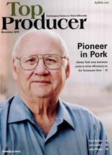 Top Producer Magazine - November 2019 Issue